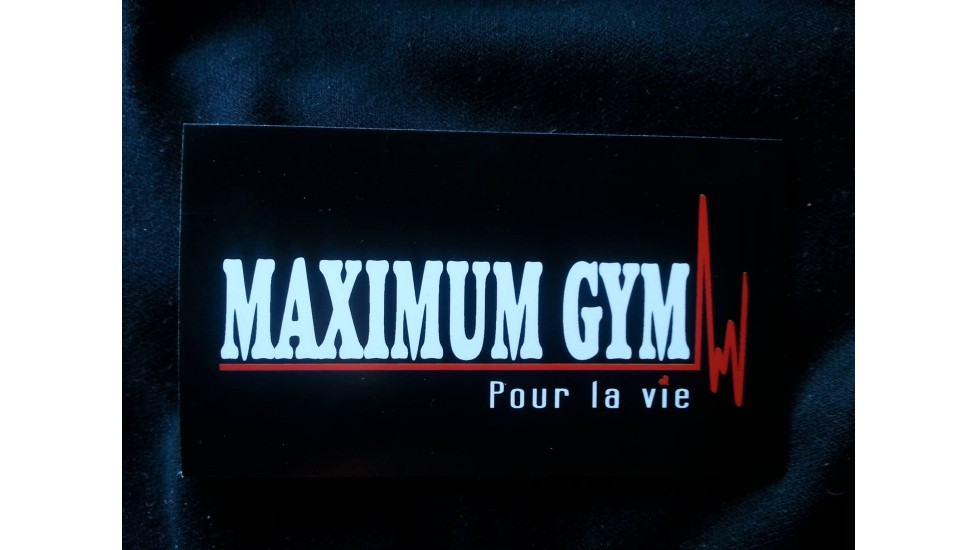 MAXIMUM GYM